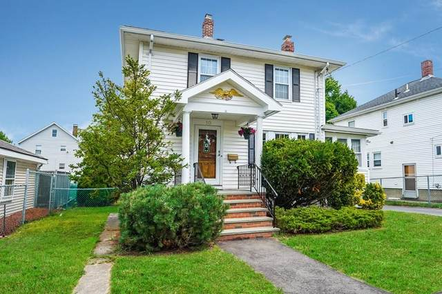 10 Taylor St, Quincy, MA 02170 (MLS #72724852) :: Anytime Realty