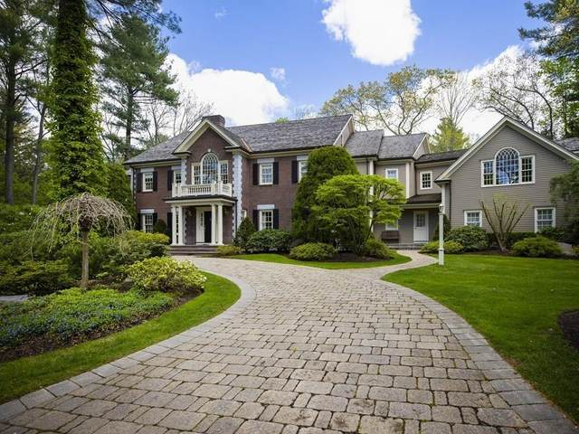 108 Dover Rd, Wellesley, MA 02482 (MLS #72724887) :: Parrott Realty Group