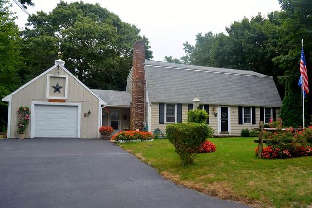 114 Stoney Cliff Rd, Barnstable, MA 02632 (MLS #72724897) :: Parrott Realty Group