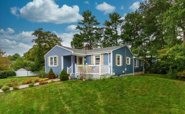 5 Birch Rd., Easton, MA 02375 (MLS #72724937) :: DNA Realty Group