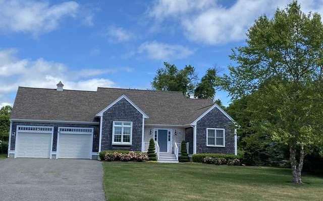 83 Country Way #83, Dartmouth, MA 02748 (MLS #72725129) :: Trust Realty One