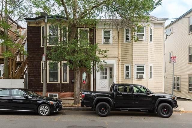 142 Putnam, Boston, MA 02128 (MLS #72725449) :: Parrott Realty Group