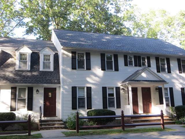 714 Wellman Ave. #714, Chelmsford, MA 01863 (MLS #72725491) :: Anytime Realty