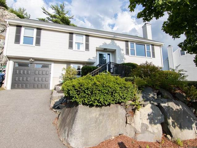 5 Galvin Circle (End), Wakefield, MA 01880 (MLS #72725506) :: Anytime Realty