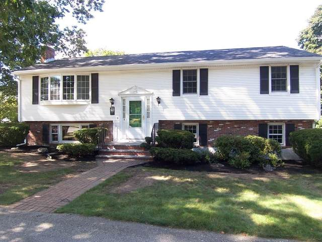 4 Thetford Ave, Braintree, MA 02184 (MLS #72725612) :: Anytime Realty