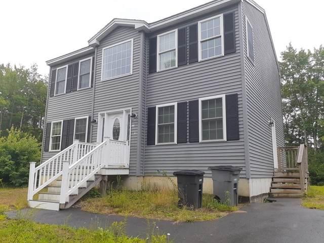 421 Leo Drive, Gardner, MA 01440 (MLS #72725630) :: Westcott Properties