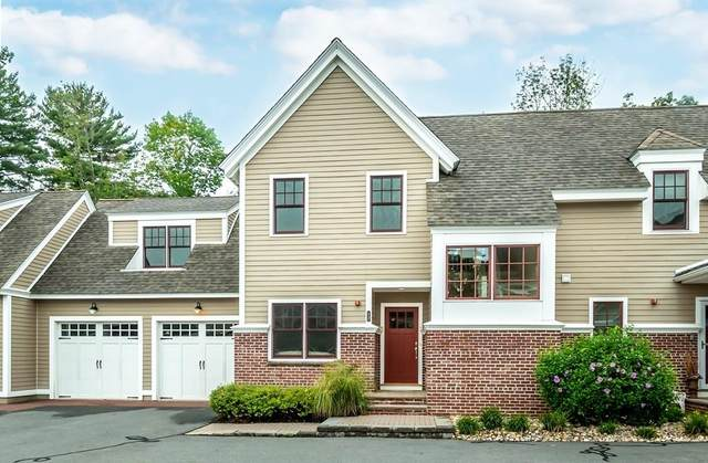 17 Cochichewick Drive #17, North Andover, MA 01845 (MLS #72725722) :: DNA Realty Group