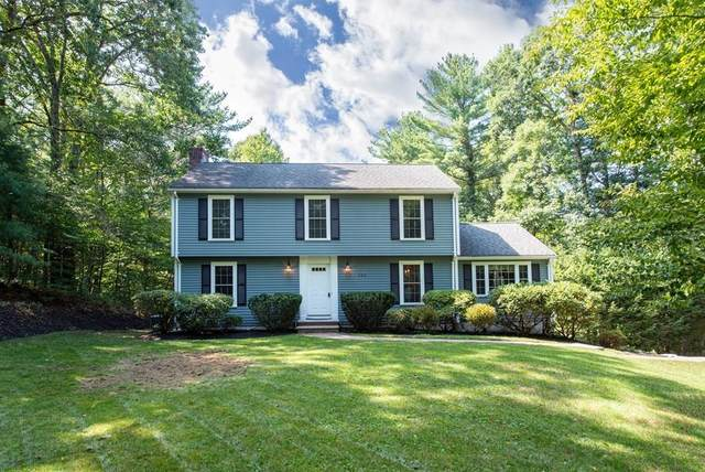 152 Killam Hill Rd, Boxford, MA 01921 (MLS #72725735) :: Parrott Realty Group