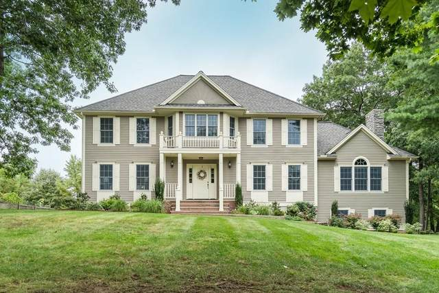 64 Notre Dame Road, Bedford, MA 01730 (MLS #72725758) :: Parrott Realty Group