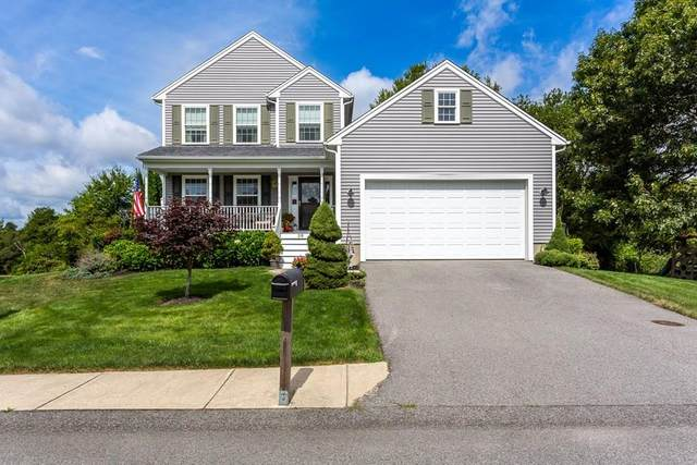 28 Welcome St, Fairhaven, MA 02719 (MLS #72725865) :: Trust Realty One