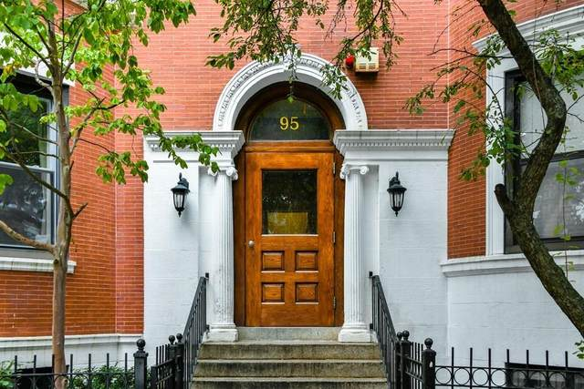 95 Gainsborough St #304, Boston, MA 02115 (MLS #72725872) :: Anytime Realty