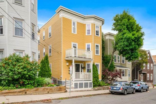71 Marion St #1, Somerville, MA 02143 (MLS #72726010) :: The Duffy Home Selling Team
