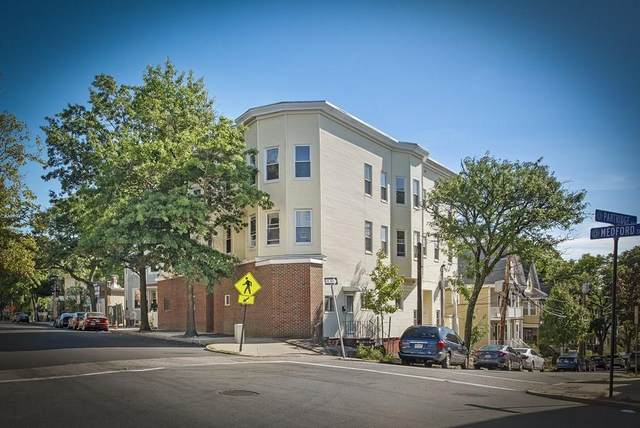 59 Partridge Ave #1, Somerville, MA 02145 (MLS #72726057) :: Anytime Realty