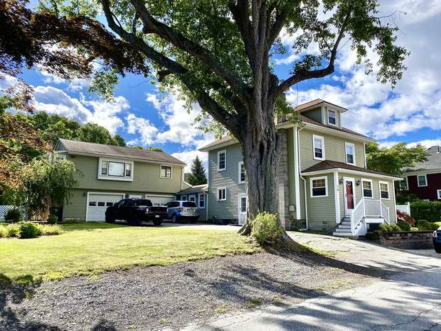 18 Moreland St, Haverhill, MA 01830 (MLS #72726118) :: The Duffy Home Selling Team