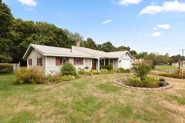 32 Cabot Rd, Danvers, MA 01923 (MLS #72726129) :: Parrott Realty Group
