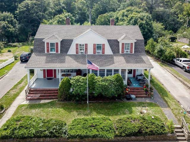 30 Spooner Street, Plymouth, MA 02360 (MLS #72726134) :: Parrott Realty Group