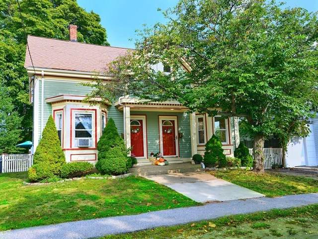 39-41 Harvard Street, Dedham, MA 02026 (MLS #72726148) :: EXIT Cape Realty
