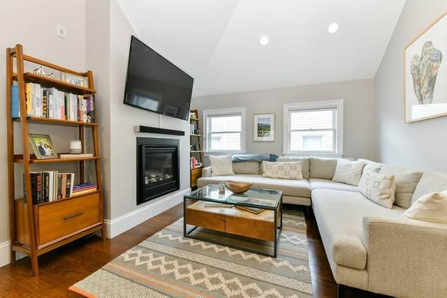 29 Highland Ave. #3, Cambridge, MA 02139 (MLS #72726293) :: Parrott Realty Group