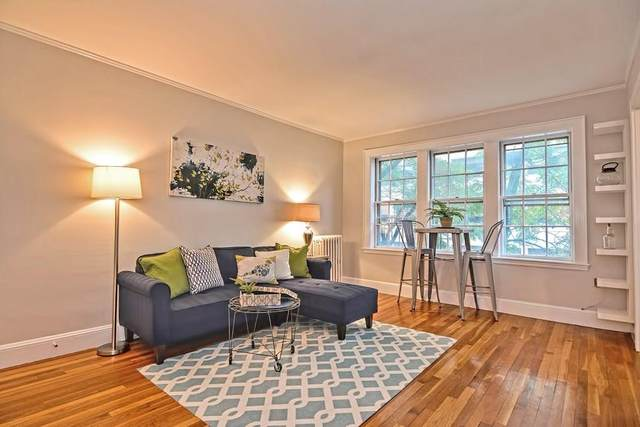 9 Ellery St #32, Cambridge, MA 02138 (MLS #72726303) :: Anytime Realty