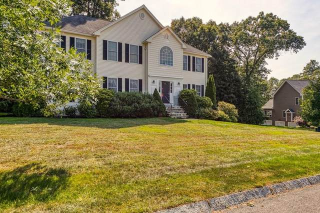2 Arborcrest Road, Amesbury, MA 01913 (MLS #72726319) :: Anytime Realty
