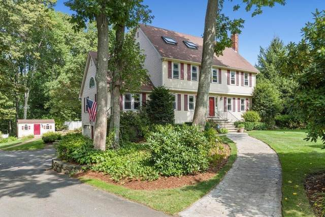 35 Towpath Drive, Wilmington, MA 01887 (MLS #72726354) :: Zack Harwood Real Estate | Berkshire Hathaway HomeServices Warren Residential