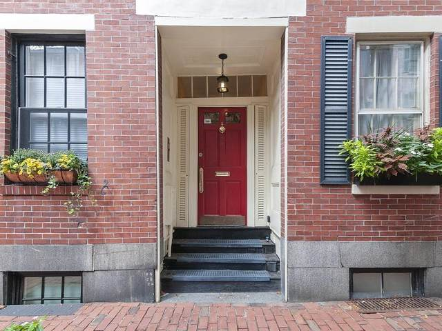 26 Melrose St #4, Boston, MA 02116 (MLS #72726392) :: The Duffy Home Selling Team