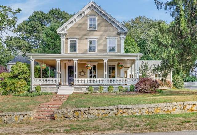 15 and 21 Booth Hill Rd., Scituate, MA 02066 (MLS #72726624) :: The Duffy Home Selling Team