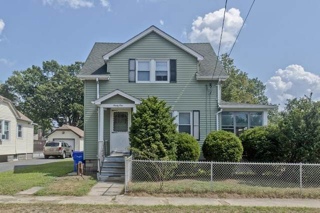 91 Wilber St, Springfield, MA 01104 (MLS #72726665) :: Anytime Realty
