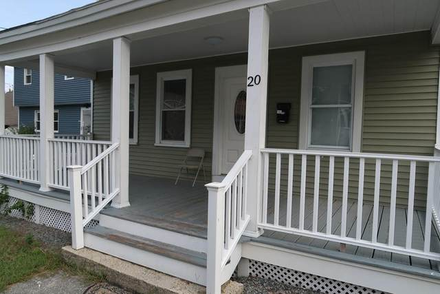 20 Putnam Avenue, Lowell, MA 01851 (MLS #72726707) :: Team Tringali