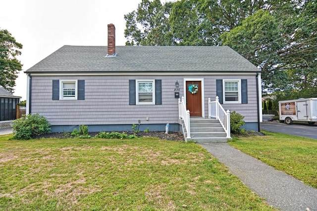 835 Valentine St, Fall River, MA 02720 (MLS #72726782) :: Parrott Realty Group