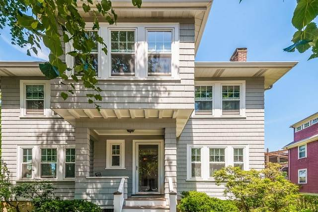 25 Brington Rd, Brookline, MA 02445 (MLS #72726932) :: Maloney Properties Real Estate Brokerage