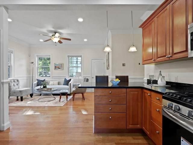 6 Wyman St #1, Boston, MA 02130 (MLS #72726935) :: Boylston Realty Group