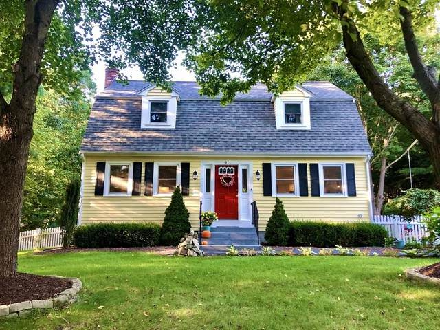 91 Rockland St, Easton, MA 02356 (MLS #72726946) :: DNA Realty Group