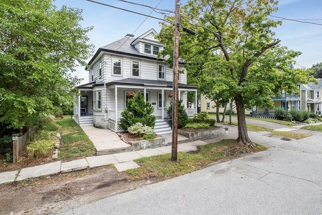 28 Berkeley Avenue, Lowell, MA 01852 (MLS #72726953) :: Exit Realty