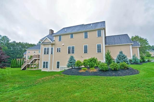 67 Clubhouse Way #67, Sutton, MA 01590 (MLS #72727008) :: Cosmopolitan Real Estate Inc.