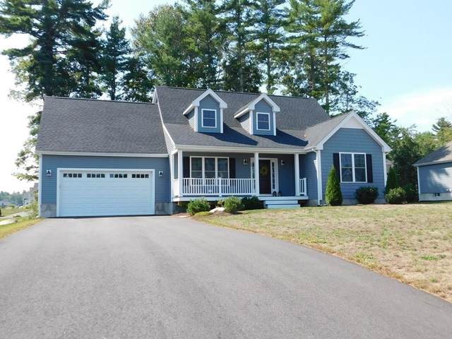 48 Silvia Way, Dighton, MA 02715 (MLS #72727012) :: The Duffy Home Selling Team