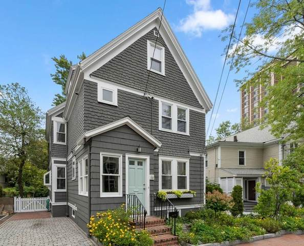 28 Lowell Street, Cambridge, MA 02138 (MLS #72727050) :: Anytime Realty