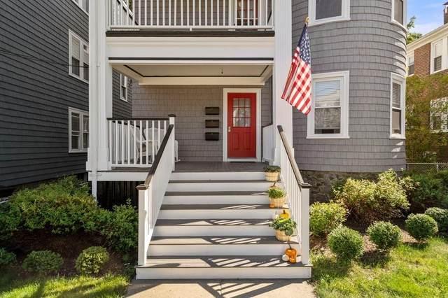 65 Beaumont Street #2, Boston, MA 02124 (MLS #72727118) :: Parrott Realty Group
