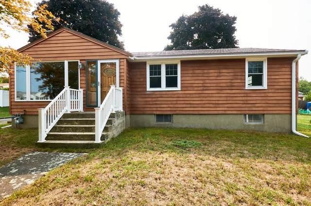 12 Edythe Ln, Peabody, MA 01960 (MLS #72727125) :: The Duffy Home Selling Team