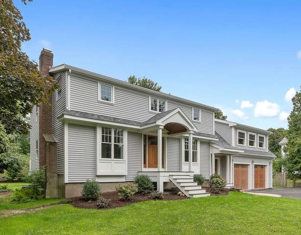 272 Concord Road, Bedford, MA 01730 (MLS #72727168) :: Anytime Realty
