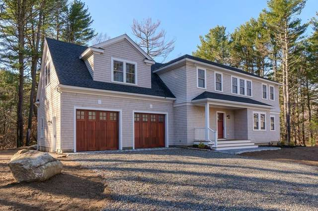 21 Hutchins Court, Gloucester, MA 01930 (MLS #72727182) :: The Gillach Group