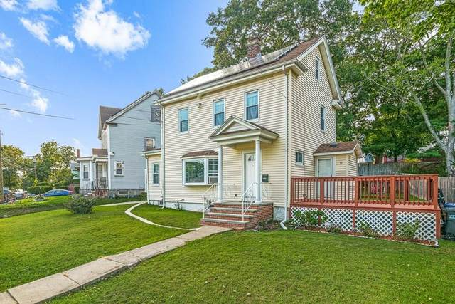 149 Wood Ave, Boston, MA 02136 (MLS #72727222) :: Parrott Realty Group