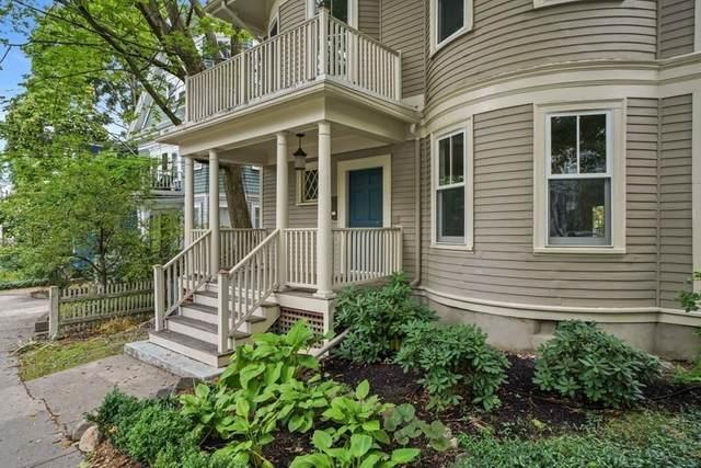 16 Buena Vista Park #1, Cambridge, MA 02140 (MLS #72727231) :: Anytime Realty