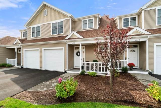70 Endicott Street #1602, Norwood, MA 02062 (MLS #72727245) :: Trust Realty One