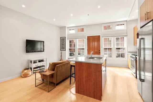19 Cooper Street #1, Boston, MA 02113 (MLS #72727255) :: Boylston Realty Group