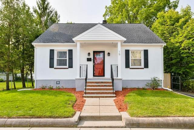 15 St. James Ave., Norwood, MA 02062 (MLS #72727263) :: Trust Realty One