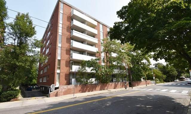 29 Concord Avenue #104, Cambridge, MA 02138 (MLS #72727301) :: Anytime Realty