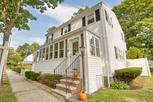 288 Central St, Saugus, MA 01906 (MLS #72727394) :: Parrott Realty Group