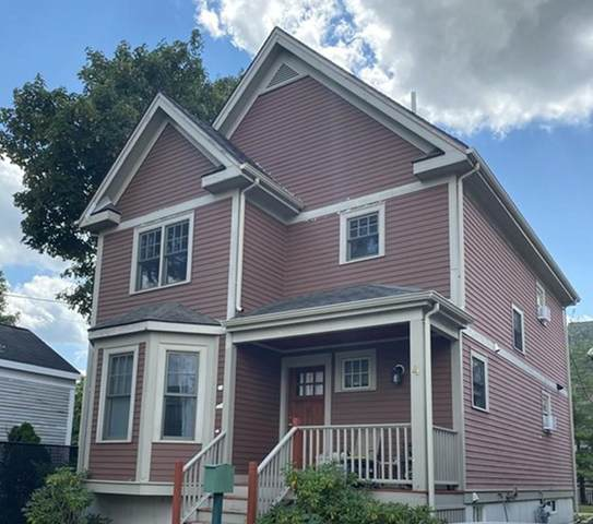 4 Putnam Pl, Boston, MA 02119 (MLS #72727415) :: Anytime Realty