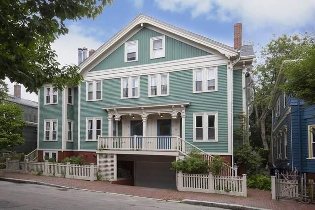 35 Antrim Street 35A, Cambridge, MA 02139 (MLS #72727428) :: Parrott Realty Group